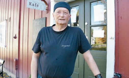 Drengestua kafé ble tilbudet som hjalp Anders Kanestrøm etter tiår med sosial angst og depresjoner.