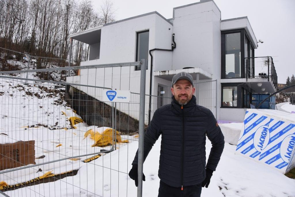 Gjøvik Skiklubb svinger seg skikkelig for å gi Hovdebakken helt nødvendige løft for framtida.